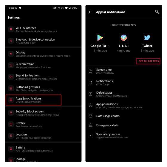 Как изменить разрешения приложения на Android [Guide]
