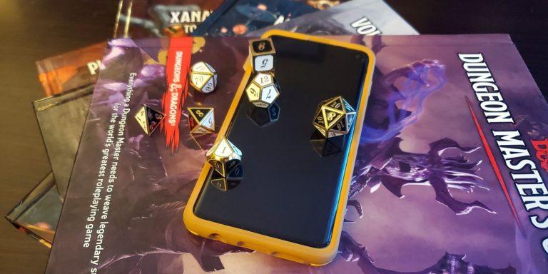 4 лучших приложения для запуска Dungeons & Dragons с телефона
