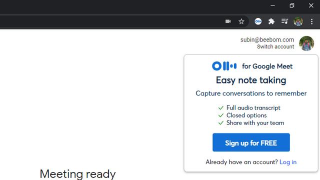 Как расшифровывать звонки Google Meet в режиме реального времени