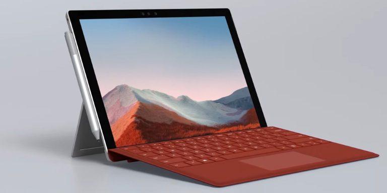 Microsoft представляет новый Surface Pro 7+ с процессорами Intel 11-го поколения