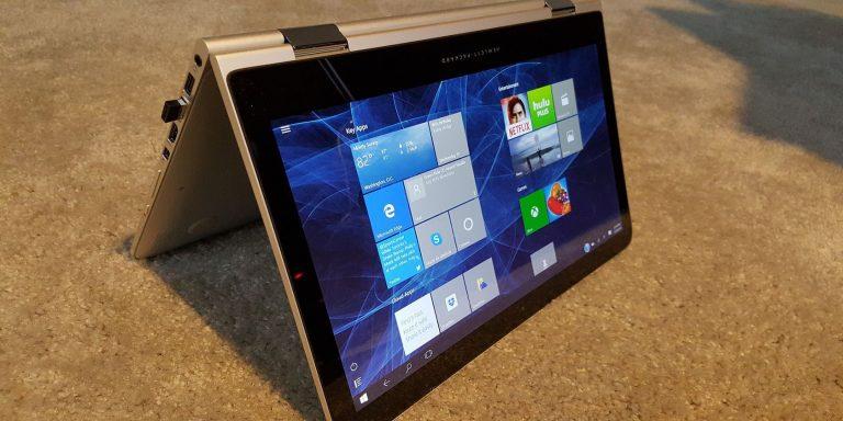 Как отключить режим планшета в Windows 10