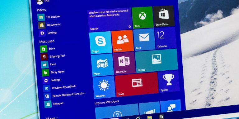 Microsoft намекает на создание новых приложений для Windows 10 и 10X