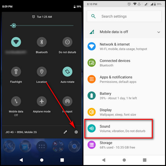 Как установить любую песню в качестве мелодии звонка на Android