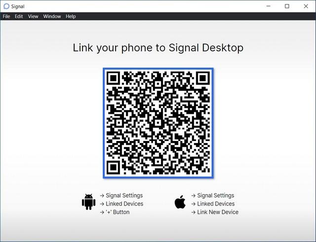 Как использовать Signal на настольных компьютерах (Windows и Mac)