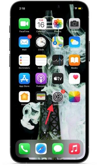 Как отключить уведомления о сближении HomePod mini на iPhone