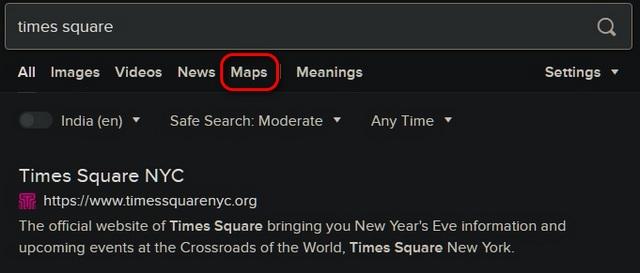 Как использовать Apple Maps на устройствах Windows и Android