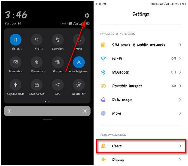 Как использовать гостевой режим на устройствах Android