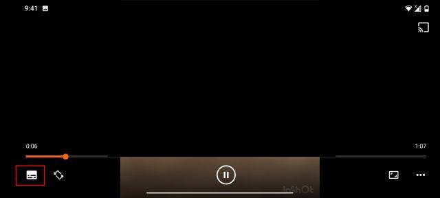 Как добавить субтитры к фильму на Android