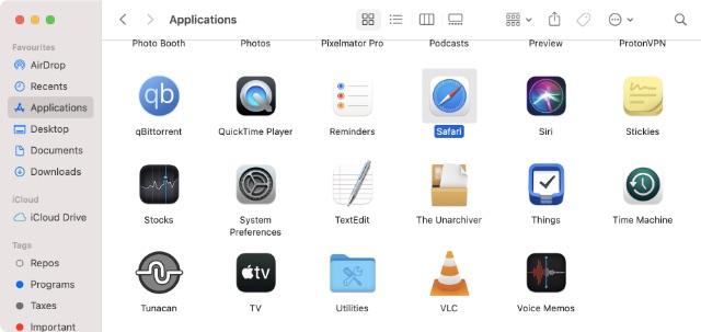 Как заставить приложения работать с Rosetta в M1 Mac