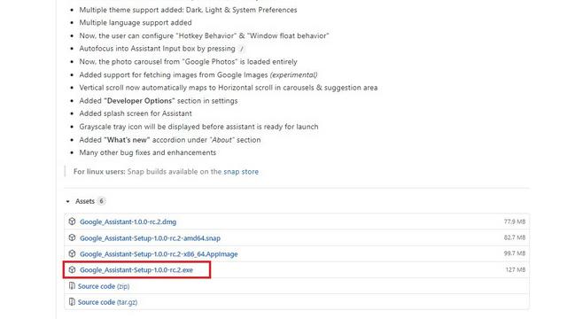 Как использовать Google Assistant в Windows, macOS и Linux