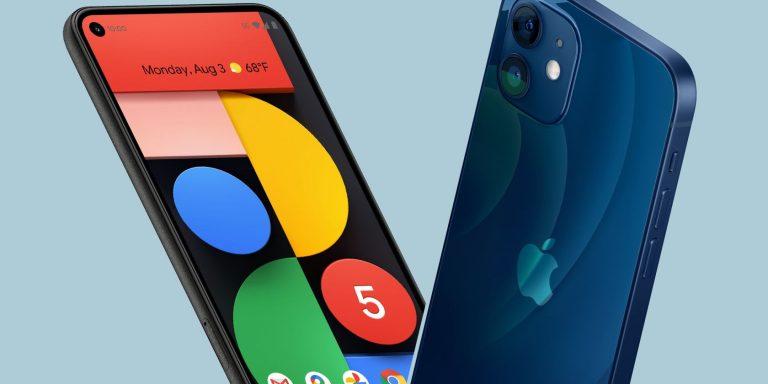 Pixel 5 против iPhone 12: что покупать?