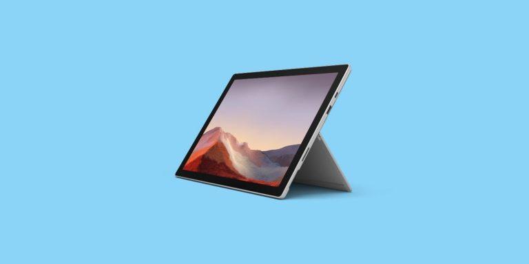 Утечки эталонного тестирования выявили новый Microsoft Surface Pro