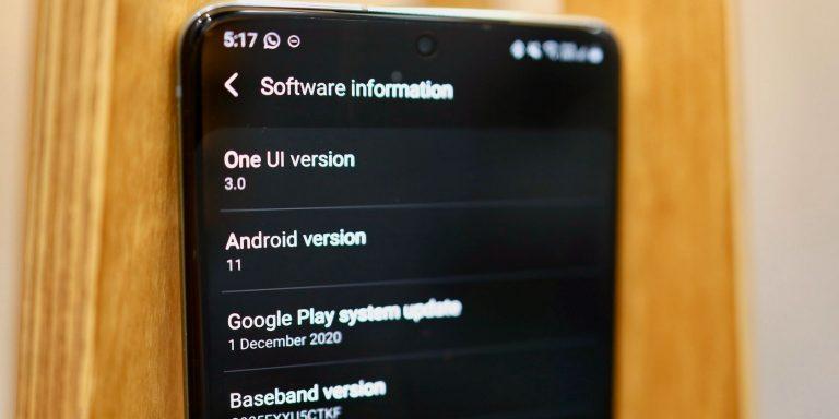 11 главных советов и рекомендаций по использованию Samsung One UI 3