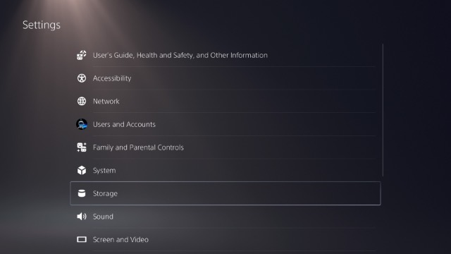 Как установить игры на внешний жесткий диск в PlayStation 5