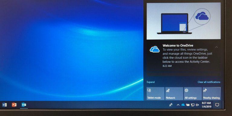 Microsoft делает панель задач Windows 10 еще лучше … и это еще не все
