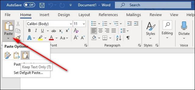 6 способов скопировать / вставить простой текст без форматирования в 2021 году
