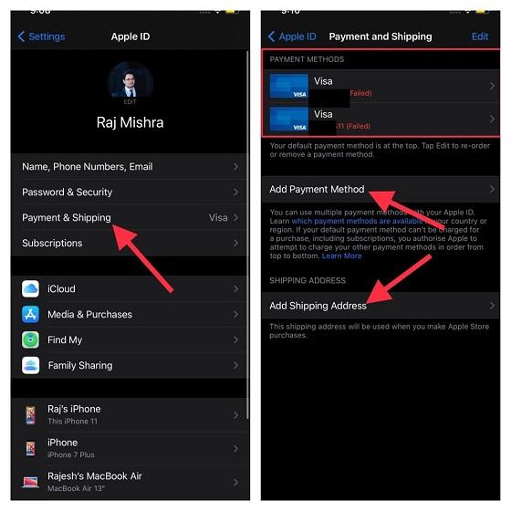 4 совета по устранению проблемы «Обновить настройки Apple ID» на iPhone и iPad