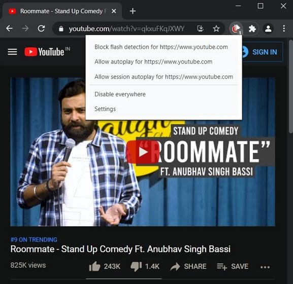 Как отключить автозапуск видео в Chrome, Firefox и Edge