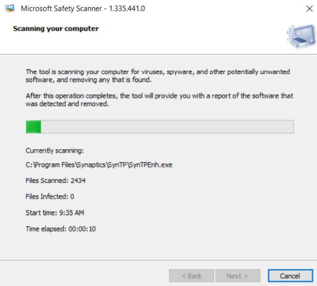 Что такое сканер безопасности Microsoft и как его использовать