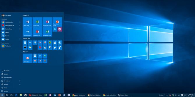 14 способов взломать и настроить меню «Пуск» в Windows 10