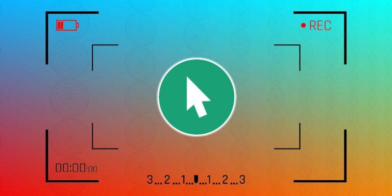 Как зафиксировать курсор мыши на снимке экрана Windows 10
