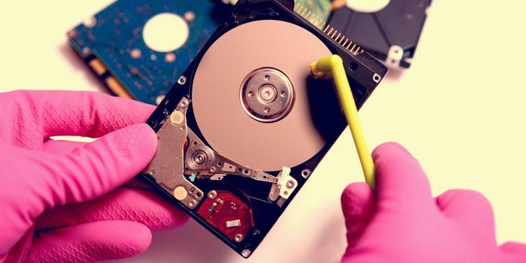 Как использовать DiskPart для очистки и форматирования диска в Windows 10