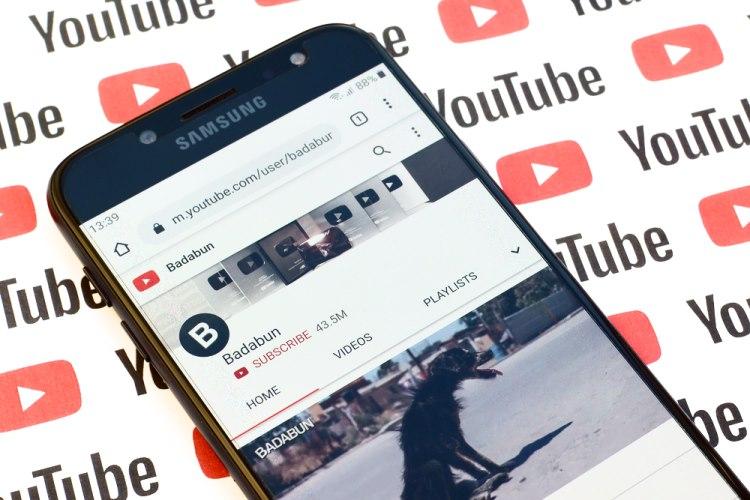 Как изменить имя канала YouTube без изменения имени учетной записи Google