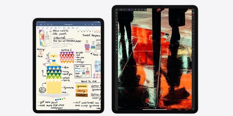 Последнее объявление Microsoft об атаках появляется на iPad Pro