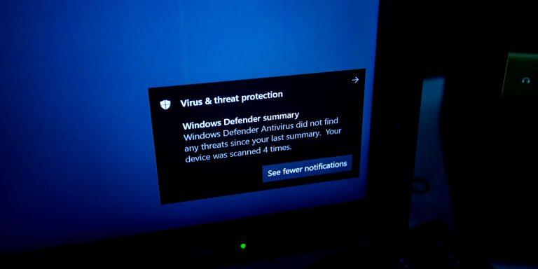 Как включить антивирус Microsoft Defender и включить защиту в реальном времени