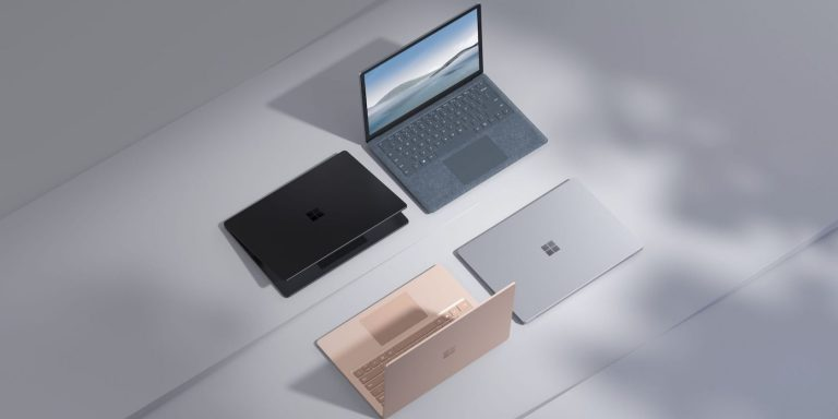 Microsoft представляет Surface Laptop 4 с опциями Intel и AMD