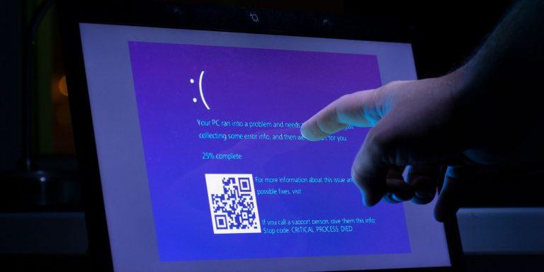 Как исправить ошибку синего экрана BSOD Ntoskrnl.exe в Windows