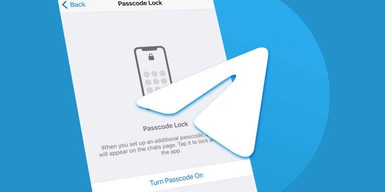 Как защитить свои сообщения Telegram паролем