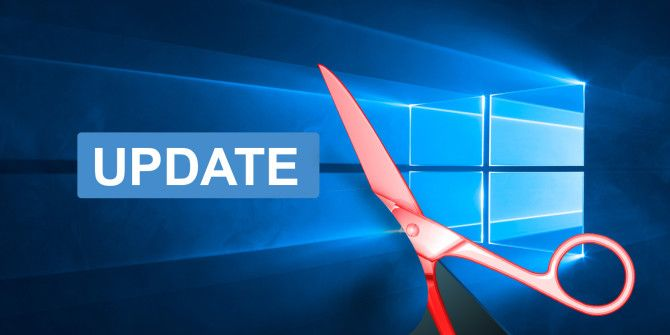 7 способов остановить Центр обновления Windows в Windows 10
