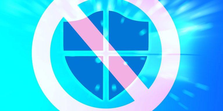 5 причин отключить Защитник Windows