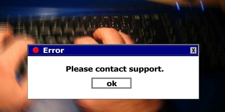Как исправить ошибку Werfault.exe в Windows 10