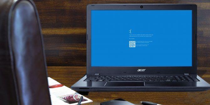 11 советов, которые помогут вам исправить ошибку синего экрана в Windows 10