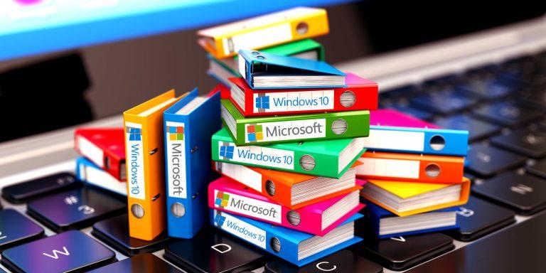 NTFS, FAT, exFAT: описание файловых систем Windows 10