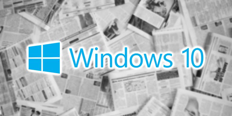 Microsoft приносит новости и интересы на панель задач каждого пользователя Windows 10