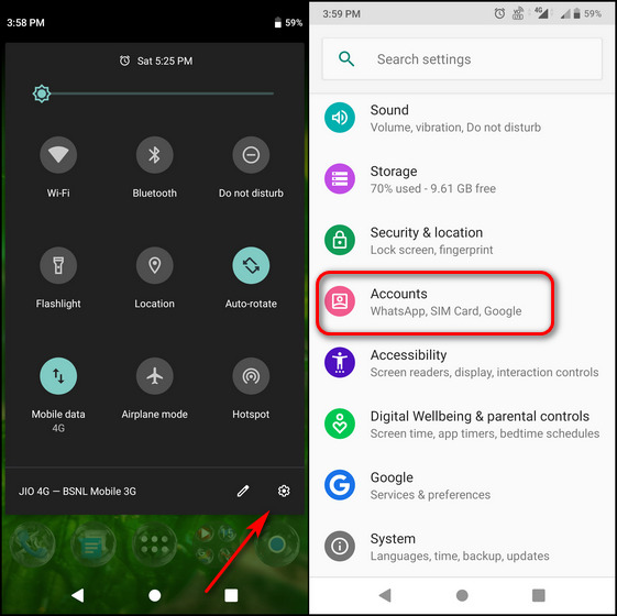 Как удалить учетную запись Google с телефона (Android и iOS)
