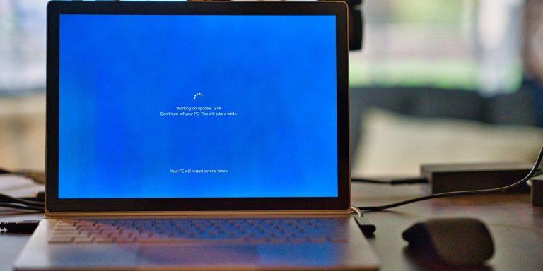 5 способов вручную удалить обновления Windows 10