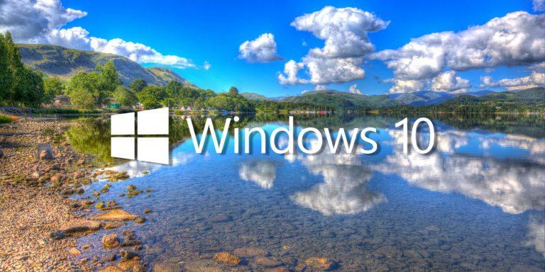 Как включить режим HDR в Windows 10