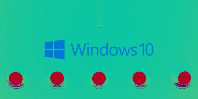 Версии Windows 10 1803, 1809 и 1909 официально устарели