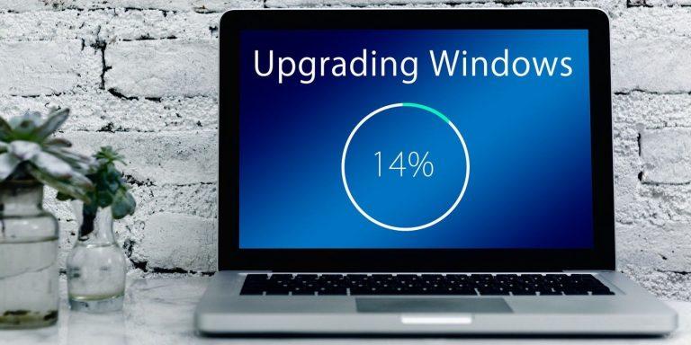 Что произойдет, если вы выключите компьютер во время обновления Windows?