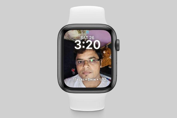 Как установить портреты на циферблате в watchOS 8 на Apple Watch