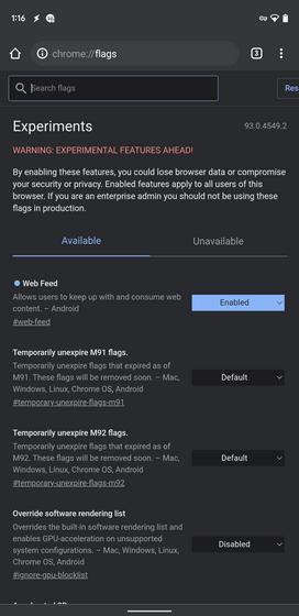 Как подписываться на веб-сайты в Google Chrome (2021 г.)