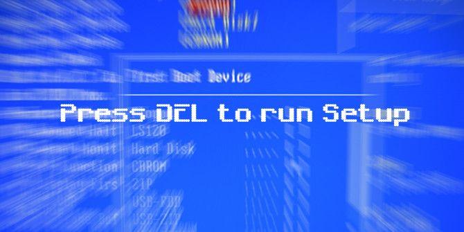 Как войти в BIOS в Windows 10 (и более старых версиях)