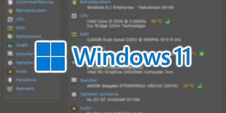 Microsoft может снизить минимальные системные требования для Windows 11