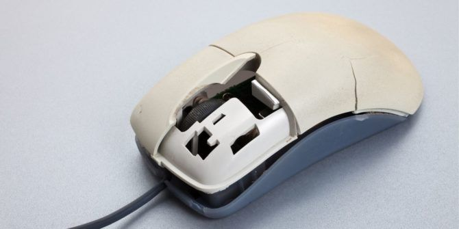 Как исправить левую кнопку мыши, не работающую в Windows 10