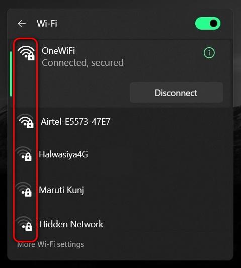 Как проверить мощность сигнала Wi-Fi на Windows или Mac