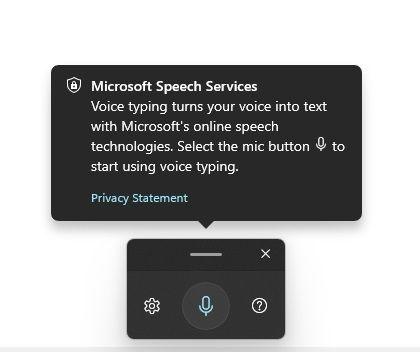 Как включить и использовать голосовой ввод в Windows 11